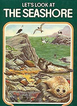 Let's Look at the Seashore by Kilpatrick, Cathy-ExLibrary