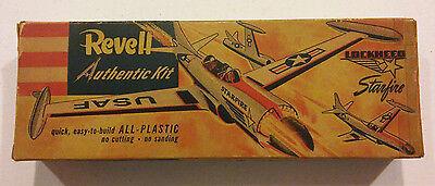 Revell - Lockheed Starfire - MODEL KIT # H-201:59 - Vintage - Rare
