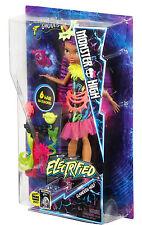 """Mattel - Monster High - Monster High """"Elektrisiert"""" Deluxe Clawdeen, Neu, DVH70"""