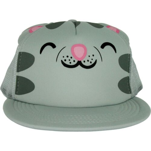 Authentic THE BIG BANG THEORY Soft Kitty Snapback Trucker Hat Cap NEW