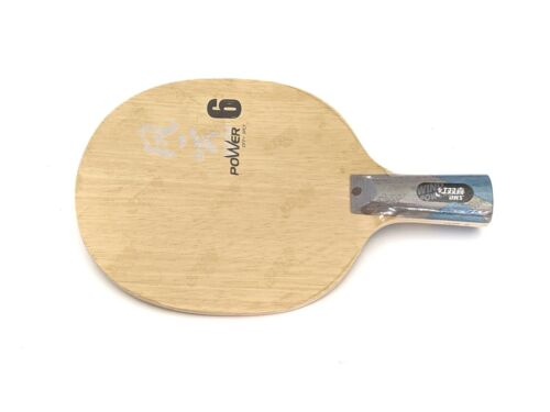 Details about  /Assembled Pen-hold Table Tennis Racket DHS WP6 Blade PF4-50 C8 Rubber Sponge