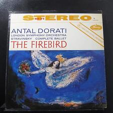 Igor Stravinsky / Antal Dorati - The Firebird LP VG+ SR90226 M2 Tas List Record