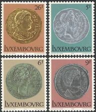 Luxembourg 1979 Coins/Money/Currency/Commerce/Business/History 4v set (n43489)