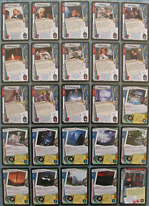 TTIOT 1997 X Files CCG The Truth Is Out There Rare Cards Part 2//4