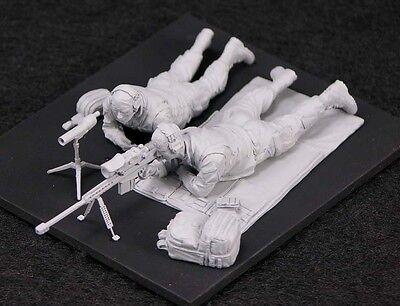 Legend 0136 1/35 Modern US Sniper Team