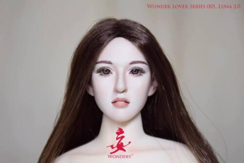 Wondery 1:6 Lover Series Luna v2.0 Female Figure Headsculpt moveable-eye system