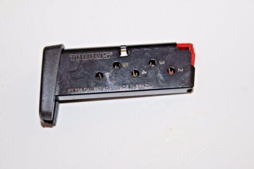 Taurus Factory Magazine Mag 380 ACP PT738 6 ROUND B20