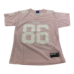 Reebok NFL #86 Hines Ward Pittsburgh Steelers Jersey Size Small Women