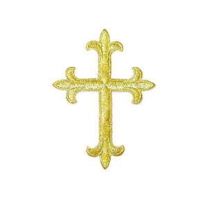 """2 """" (50mm) croix de fer sur Appliques x 2-afficher le titre d`origine h12yFlMI-07205833-150065474"""