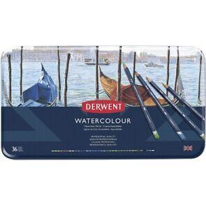 Derwent watercolor pencils water color pencil 36 color set 32885