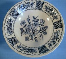 Myott Staffordshire MELODY BLUE Dinner Plate 409968