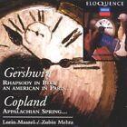 028945817422 Gershwin Rhapsody in Blue / an American in Paris by Davis CD