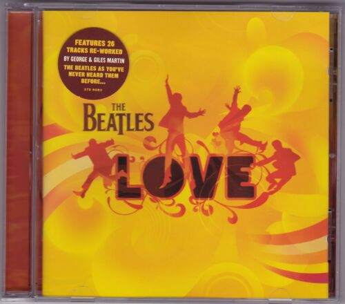 1 of 1 - The Beatles - Love - CD (Compilation)