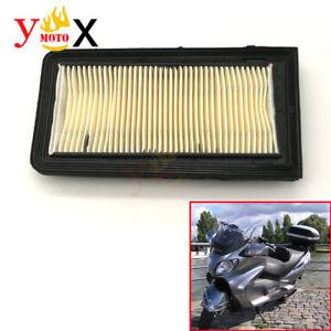 Air-Filter-Fit-For-Suzuki-AN650-BURGMAN-650-SKYWAVE-650-White-2003-2012-04-05-06
