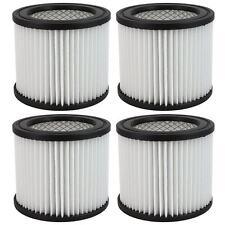 4 x Filter Cartridges for Shop-Vac Shop Vac 90398 Air Hang Up Pro Wet/Dry Vacuum