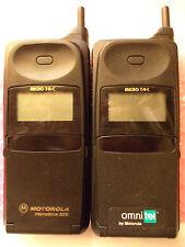 Motorola Micro Tac Microtac 8200 vintage disp. anche 8700 8900