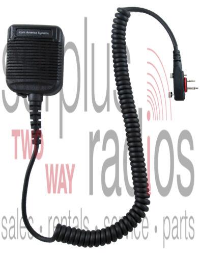 ICOM WATERPROOF HM-HD7I7WP SPEAKER MIC F4001 F3001 F4011 F3011 F24 F4031S F3031S