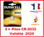 Lot-de-1-a-10-Pile-CR-2032-DL-2032-DURACELL-bouton-Lithium-3V-DLC-2026