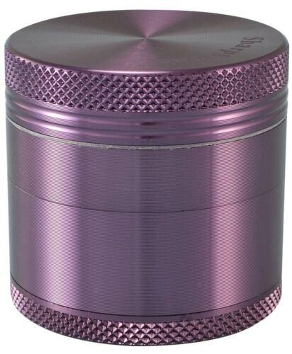 "1.5/"" Sharpstone 4pc Solid Top Grinder Purple"