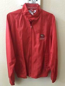 Nice NFL ProShop by Antigua San Francisco 49ers Zip Windbreaker Jacket  for cheap