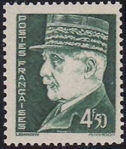 FRANCE-STAMP-TIMBRE-N-523-034-MARECHAL-PETAIN-4F50-034-NEUF-xx-TTB