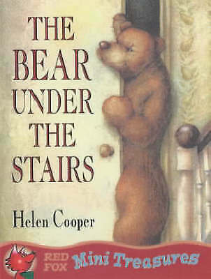 1 of 1 - The Bear Under The Stairs (Mini Treasure), Cooper, Helen, Very Good Book