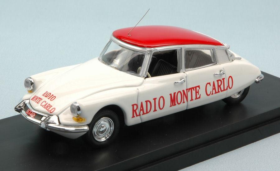 Citroen DS 19 radio monte monte monte carlo Tour de France 1962 1 43 Model rio4498 río c78a23