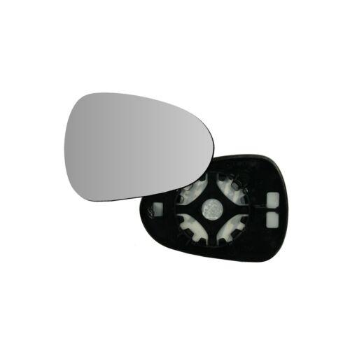 GLACE RETROVISEUR SEAT LEON 1P1 04//2009-12//2012 DROIT DEGIVRANT CONVEX
