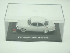 PANHARD-DYNA-Z1-BERLINE-DE-1954-1-43-NOSTALGIE-COLLECTION