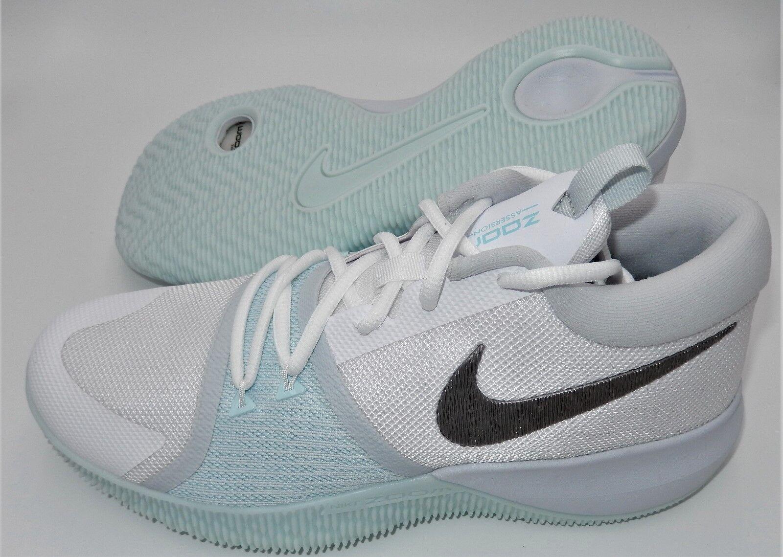 Nike hombre 9, zoom assersion tallas 8, 9, hombre 10, 10, 12 917505-104 blanco azul glaciar 952679