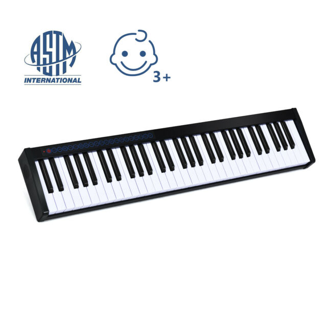 Iword S2018 Handscroll Piano 61 Key Stereo Keyboard Midi Interface Extension For Sale Online Ebay