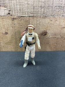 """Vintage Star Wars Hoth Rebel Soldier Trooper 3.75"""" Complete 1980 Hong Kong (174)"""