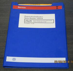 Werkstatthandbuch-VW-New-Beetle-Eigendiagnose-Automatisches-Getriebe-01M-ab-1999