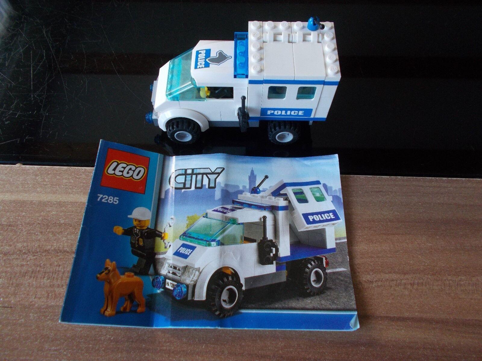 Lego® City - Polizei Konvolut Konvolut Konvolut - 3 Sets - 60043, 4436, 7285 mit Bauanleitung (BA) 98f61d