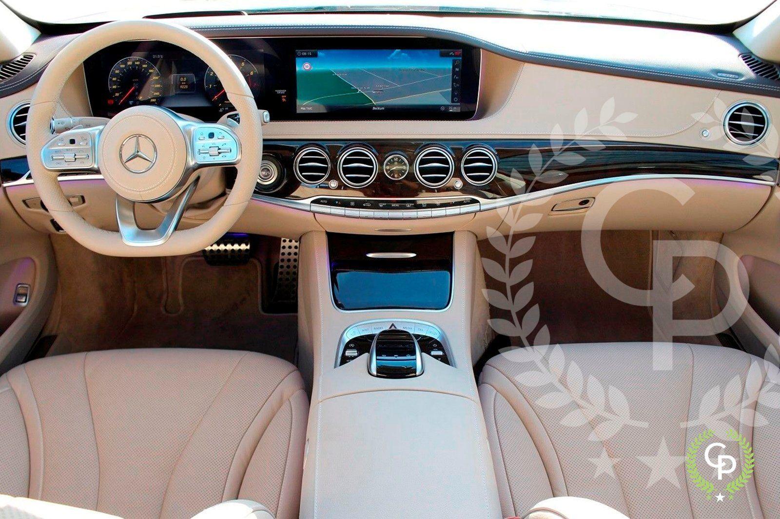 Mercedes S450