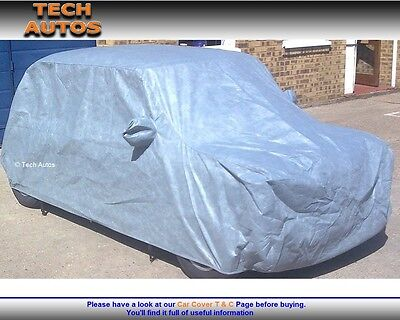 BREATHABLE CAR COVER INDOOR /& OUTDOOR USE FOR JAGUAR XJ SALOON 03-09