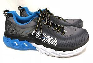 One Arahi 1019275 tenis Zapatillas carbón Gris para de hombre Negro Hoka Gris 2 dCq5dw