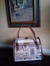 "Women's Handbag NICOLE LEE ""Patisserie De Nicole"" Vintage Print"