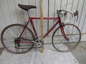 """Confiant 1970 S? Eurospeciale 20"""" Roues Junior Road Vélo 10 Vitesse Route Vintage Campagnolo-afficher Le Titre D'origine"""