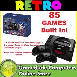 Details about Sega Mega Drive Flashback Retro Console HD (85 GAMES)  (857847003837)
