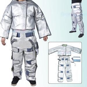 4 Zones FIR Infrared Sauna Heating Body Suit Weight Loss ...
