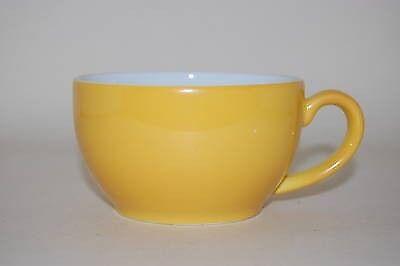 Kaffee Obere Kaffeetasse Color Sonnengelb Gelb Dibbern