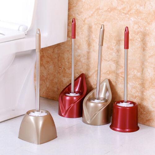 Stainless Steel Bathroom Cleaning Toilet Brushes Holder Sets Home Toilet Brush