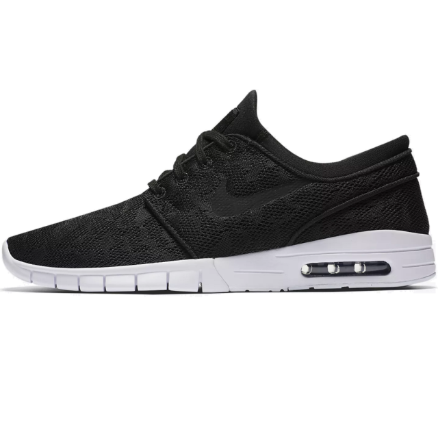 best website b72d5 fbb1e Nike SB Stefan Janoski Air Max Shoes Sneakers Black White 631303-022