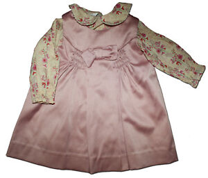 New-BEBE-LUXE-by-MINIHAHA-Size-00-Blouse-and-DRESS-Set