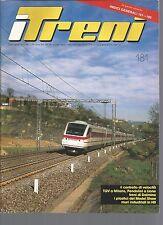 ITREMI N°181 TGV A MILANO / PENDOLINI A LIONE / PLASTICI DEL MODEL SHOW