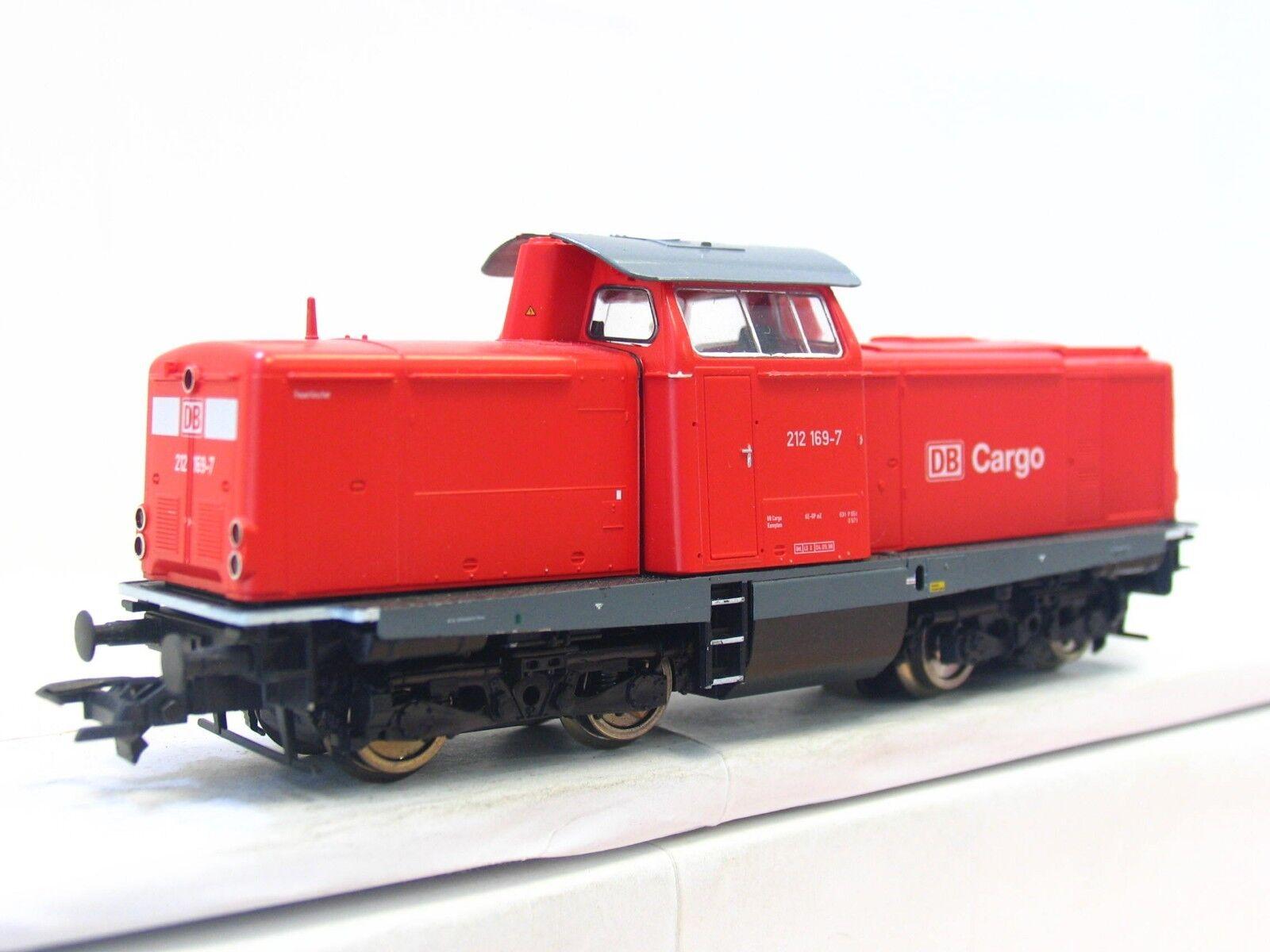 Roco H0 69980 Diesellok Diesellok Diesellok BR 212 169-7 DB Cargo Digital (V2381)  | Wunderbar  332d45
