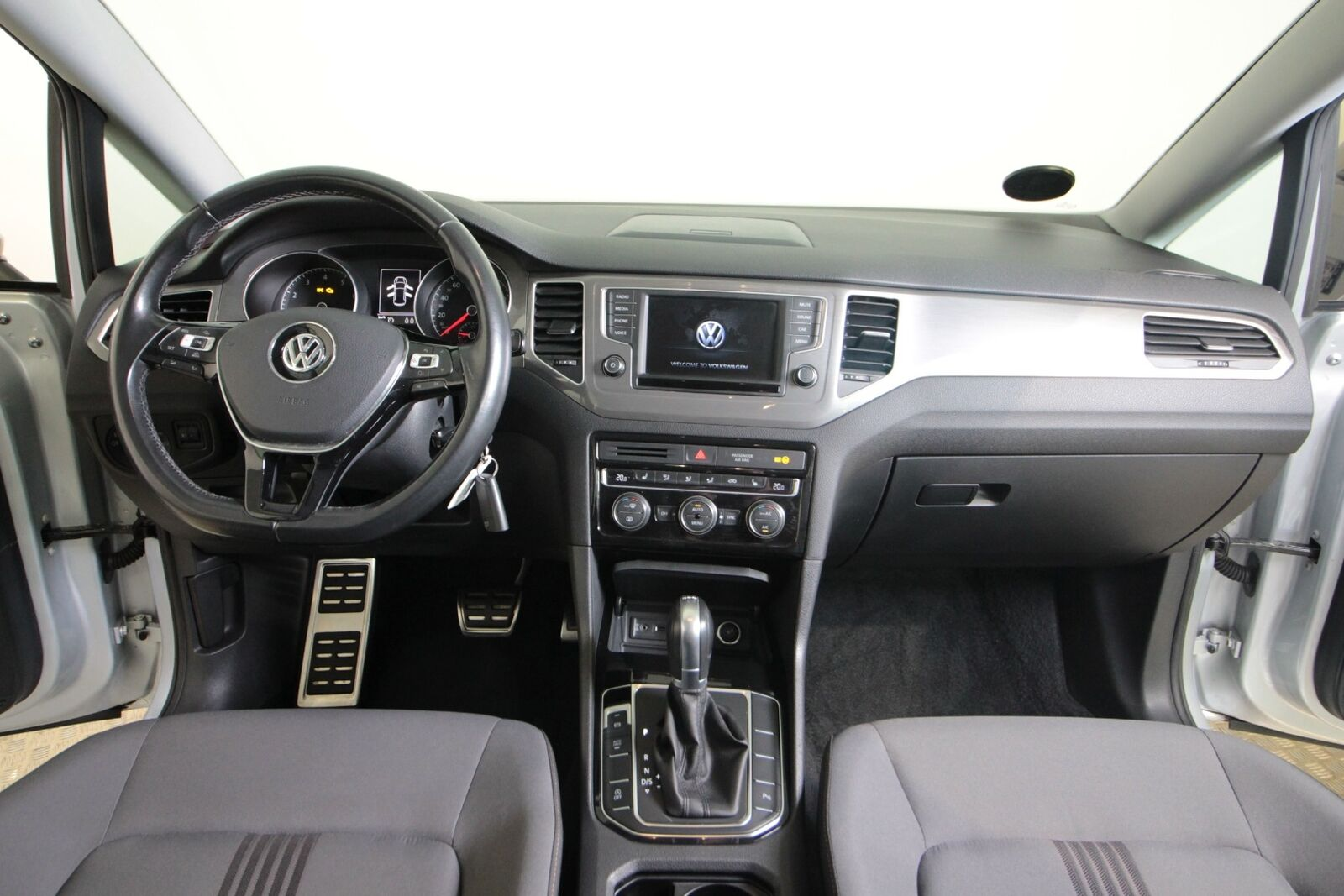 VW Golf Sportsvan TSi 125 Allstar DSG BMT