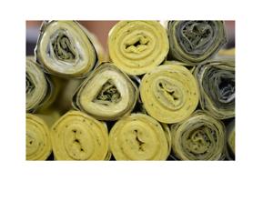 13 Stück 1 Rolle Gelbe Säcke Gelber Sack Müllbeutel Müllsack mit Zugband