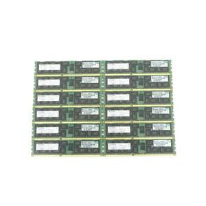 192GB 12X16GB - 2Rx4 PC3L-10600R Elpida Server RAM HP PN: 628974-081